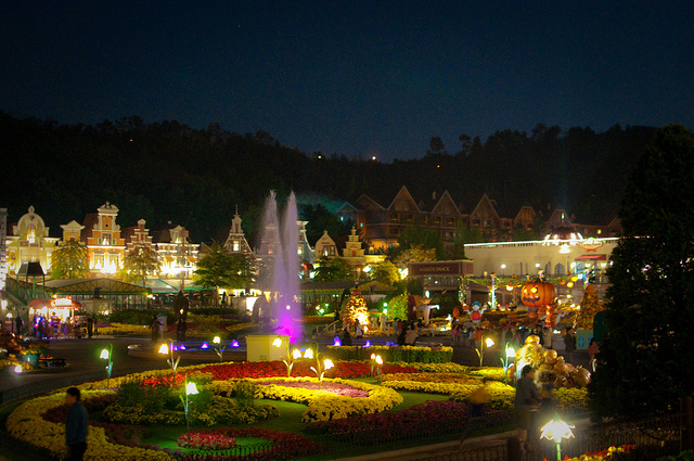 hotel korea everland resort