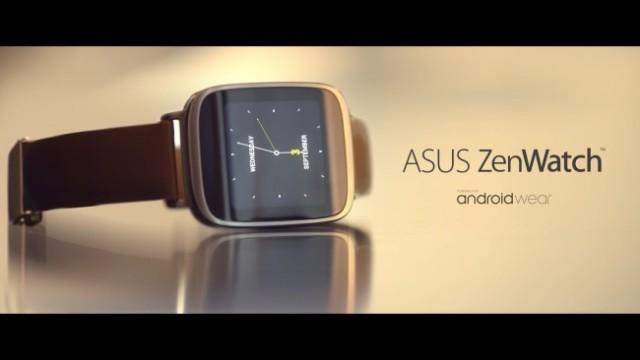 Asus Zenwatch 2, Resmi Diperkenalkan