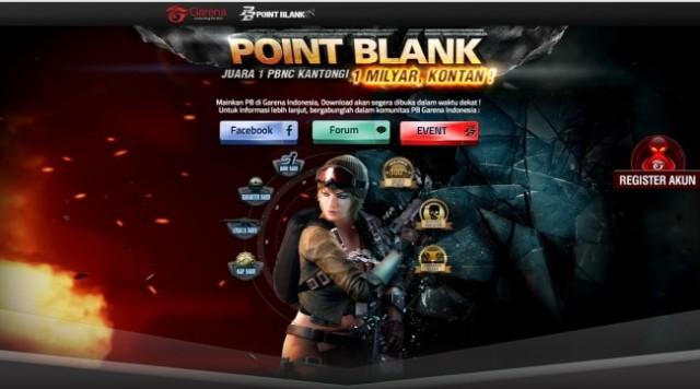 Point Blank Resmi Pindah Ke Tangan Garena Indonesia