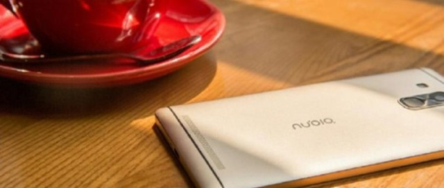 ZTE Nubia X8 Dengan Pemindai Sidik Jari