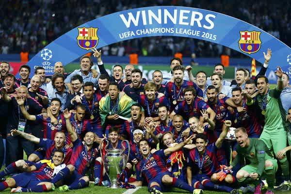 barcelona juara liga champion 2015