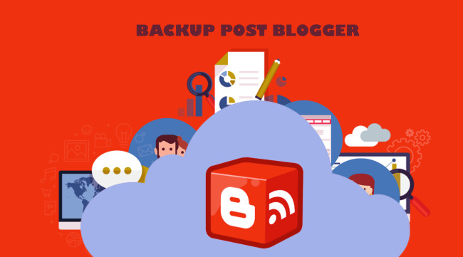 Backup Data Posting Blogger