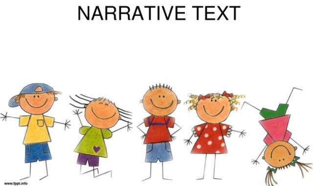 Belajar Narative Text