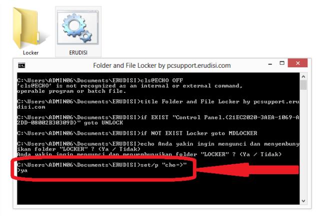 Tiga Cara Ampuh Hidden Folder atau File Tanpa Software