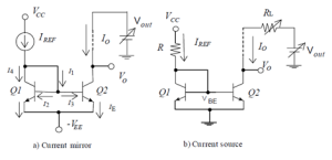 rangkaian current source current mirror