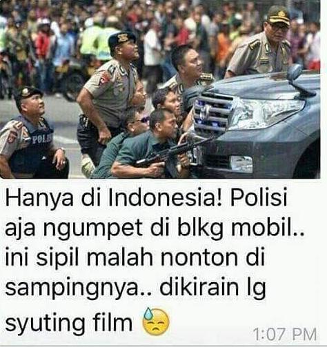 Meme Polisi