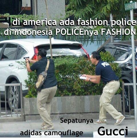 Policenya Fashion