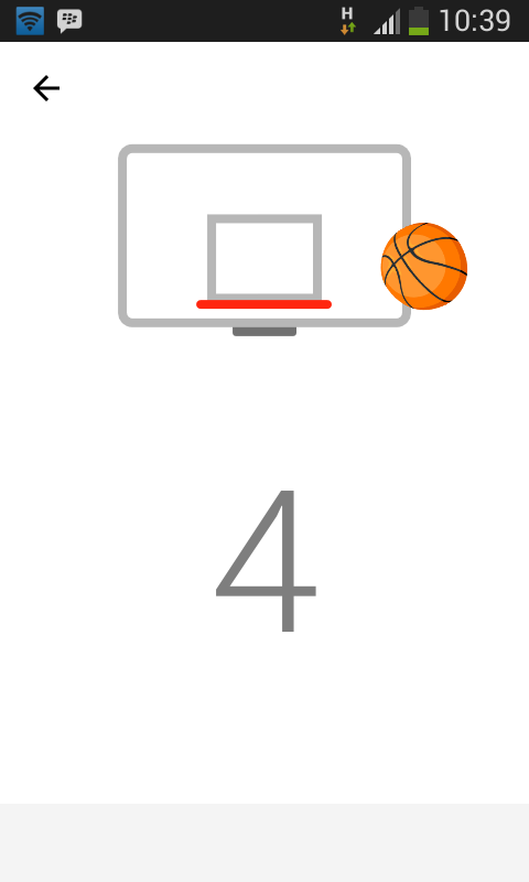 Basketball Facebook Messenger