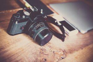 kamera foto produk