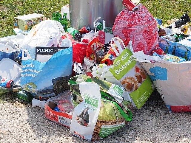 pengelolaan sampah di swedia