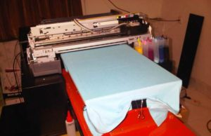 printer sablon digital