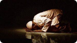beribadah menghilangkan galau