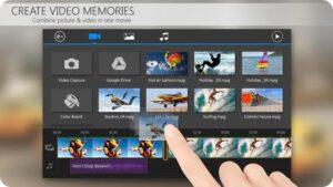 Power Director Aplikasi Edit Video Android terbaik